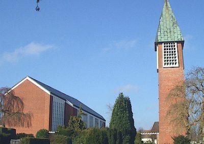Ev.-luth. Kirchengemeinde Glücksburg