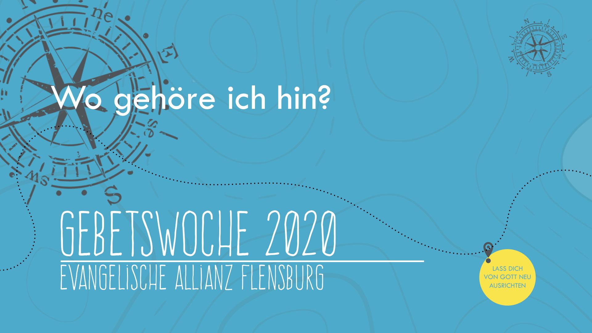 Gebetswoche Evangelische Allianz Flensburg